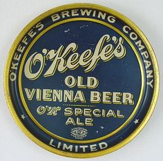 O'Keefe's Old Vienna Beer; 1940's