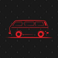 Check out this awesome 'vanagon+transporter+caravelle' design on Vw T3 Syncro, T3 Vw, T3 Camper, Bus Interior, Volkswagen Bus, Campervan, Motorhome, Audi, Graphics
