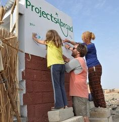 Volunteer Abroad with your Family through Projects Abroad