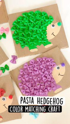 Kindergarten Crafts, Daycare Crafts, Classroom Crafts, Preschool Art, Baby Crafts, Cute Crafts, Crafts To Do, Diy Crafts For Kids, Art For Kids