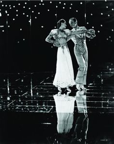 Still of Fred Astaire and Eleanor Powell in Broadway Melody of 1940 (1940)