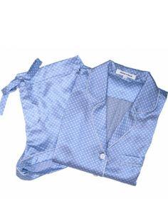 Olivia von Halle - Alba Silk Pajama Set #silk #pjs #loungewear