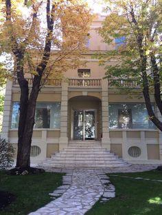 Sede social de AXPE Consulting en Madrid #Empresas #AXPEConsulting #Corporativo #Consultoría #EdificiosHistóricos