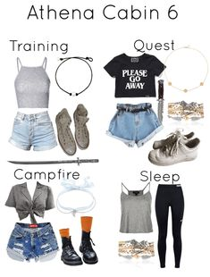 New camping style outfit percy jackson ideas Percy Jackson Cabins, Percy Jackson Art, Percy Jackson Memes, Percy Jackson Fandom, Percy Jackson Outfits, Percy Jackson Characters, Athena Cabin, Mode Rock, Camp Half Blood Cabins