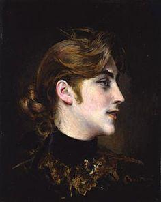 Portrait of a Lady,   Giovanni Boldini