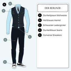 Der Berliner Dresscode Business casual