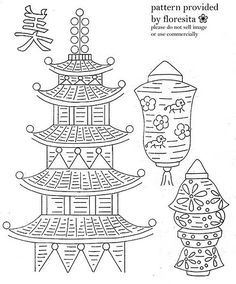 Coloring page Chinese warriors; Lovely line art- my ...