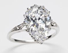 Queen Mary diamond ring