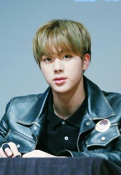 BTS JIN <3   He is soo handsome and cute <3