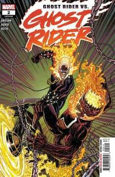 Latest News for New Ghost Rider Title Reestablishes Johnny Blaze And Danny Ketch As Major Players In The Marvel Universe Marvel News, Hq Marvel, Marvel Heroes, Captain Marvel, Marvel Comics, Mundo Marvel, New Ghost Rider, Ghost Rider Marvel, Marvel Comic Books