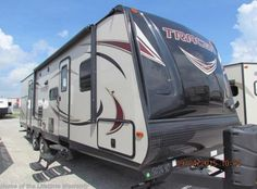 The 2016 Prime Time Tracer is the ideal home away from home.