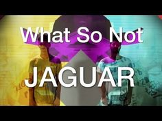 ▶ What So Not - Jaguar (Official Music Video) - YouTube