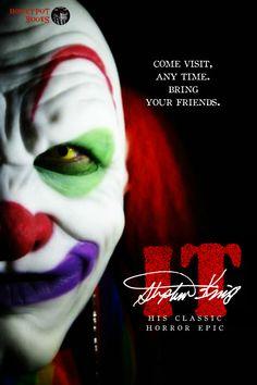 """Stephen King """"IT"""""""