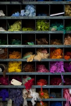Harris Tweed and looms