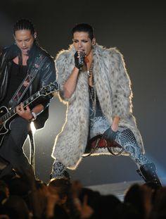 Bill Kaulitz - MTV Video Music Aid Japan - Show
