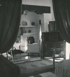 Interior de la pensión Santa Clara. Torremolinos | por Biblioteca Facultad de Empresa y Gestión Pública