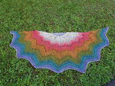 Revontulihuivi Beach Mat, Outdoor Blanket, Crochet, Ganchillo, Crocheting, Knits, Chrochet, Quilts