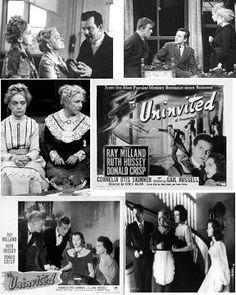 The Uninvited (1944) Ray Milland & Arsenic & Old Lace (1969) Lillian Gish, Helen Hayes, Bob Crane, Fred Gwynne