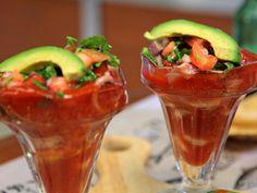 Recetas | Cocktail de camarón | Utilisima.com