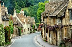 everyday treasures fromThe Domestic Curator: THE COTSWOLDS: Storybook England