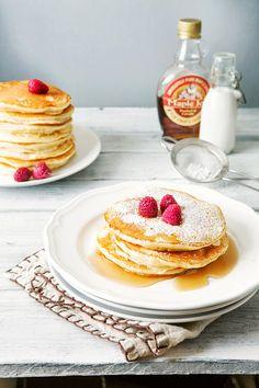 Cro'K'Mou - Blog culinaire - Food & Photography: Pancakes tout moelleux {Softness pancakes}