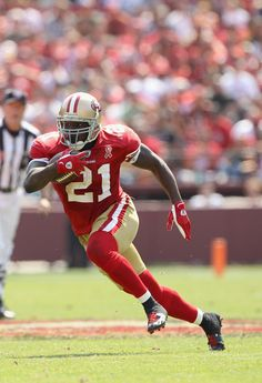 frank gore | Frank Gore Frank Gore #21 of the San Francisco 49ers in action during ...