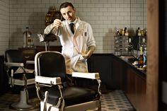 #QTSydney - AFAR.com Highlight: Retro-Shaving in Sydney by Nestor Lara Baeza