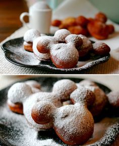 disney beignets...ah French Quarter