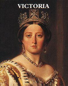 pictures of queens | Queen Victoria (pictures of Queen Victoria -- gallery)