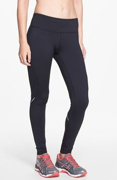 Zella 'Power Fleece' Legging available at #Nordstrom--- need these for cold weather running