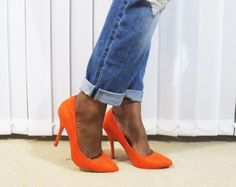 #Brightheels #courtshoes #spring #fashion #AllisBelle from asos :-)