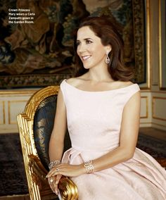 MYROYALS &HOLLYWOOD FASHİON: Crown Princess Mary for Women's Weekly