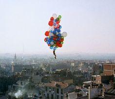 Albert Lamorisse-Le Baloon rouge.