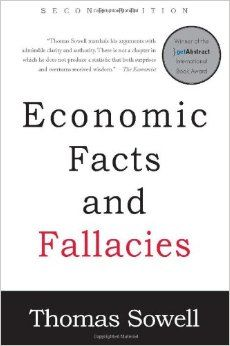 Economic Facts and Fallacies, 2nd edition: Thomas Sowell: 9780465022038: Amazon.com: Books