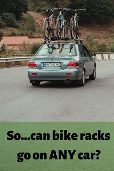 Fahrradständer Radgabel Träger Fahrradträger Heckträger LKW Auto Rack schwarz 1x Auto & Motorrad: Teile