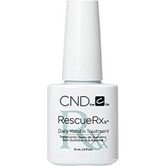 CND Rescue Daily Keratin Treatment, 15 ml: Amazon.co.uk: Beauty