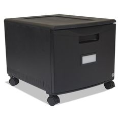 awesome Storex Single-Drawer Mobile Filing Cabinet 14-3/4-inch wide x 18-1/4-inch deep x 12-3/4h Black Check more at http://hasiera.co.uk/s/office/product/storex-single-drawer-mobile-filing-cabinet-14-34-inch-wide-x-18-14-inch-deep-x-12-34h-black/