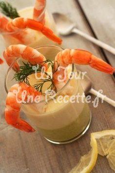 Crevettes à la plancha facile - Un jour, une recette !