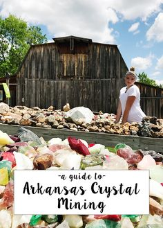 Mining in Arkansas – Crosswalks and Cairns Arkansas Vacations, Travel Oklahoma, Mineral Wells Texas, The Places Youll Go, Places To Go, Hot Springs Arkansas, Colorado Springs, Little Rock Arkansas, Rock Hunting