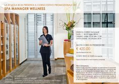 NOVITA' - SPA MANAGER WELLNESS