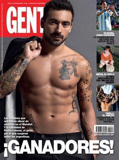 Revista Gente (Argentina) Julio 2014