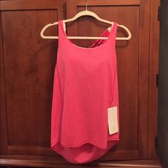NWT Lululemon Wild Tank NWT Lululemon Wild Tank. Please see photos for complete details. lululemon athletica Tops Tank Tops