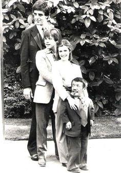 "Peter ""Chewbacca"" Mayhew's Star Wars Behind-the-scenes photographs | Retronaut"