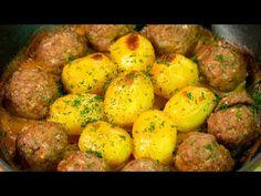 Darált hússal rakott krumpli – tökéletes egy kiadós vacsorához a család számára!| Ízletes TV - YouTube