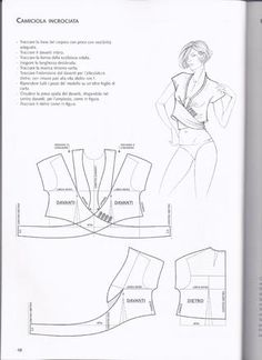 Beginning to Sew Modest Clothing Patterns – Recommendations from the Experts Drape Dress Pattern, Corset Pattern, Dress Sewing Patterns, Blouse Patterns, Top Pattern, Clothing Patterns, Barbie Vintage, Modelista, Sewing Studio