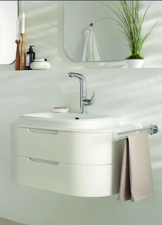 Wellbeing comes from ergonomic design with technology you can trust. GROHE's Eurostyle bathroom collection features everything you need to create a healthy bathroom in tune with nature Mixer Taps, Basin Mixer, Bathroom Inspiration, Bathroom Ideas, Bathroom Collections, Bathroom Faucets, Powder Room, Home Interior Design, Sweet Home