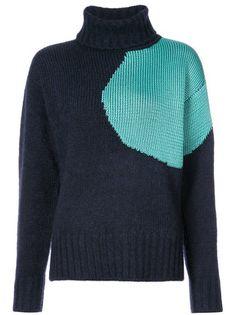 3.1 Phillip Lim color block sweater