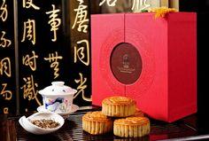 Ritz Carlton Shanghai Mooncake 2012
