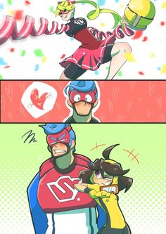 ARMS seems to be developing quite the fan art following already.... - Page 12 - NeoGAF
