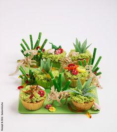 Famigros - Dino-Muffins